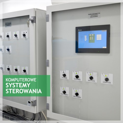 komputerowe systemy sterowania